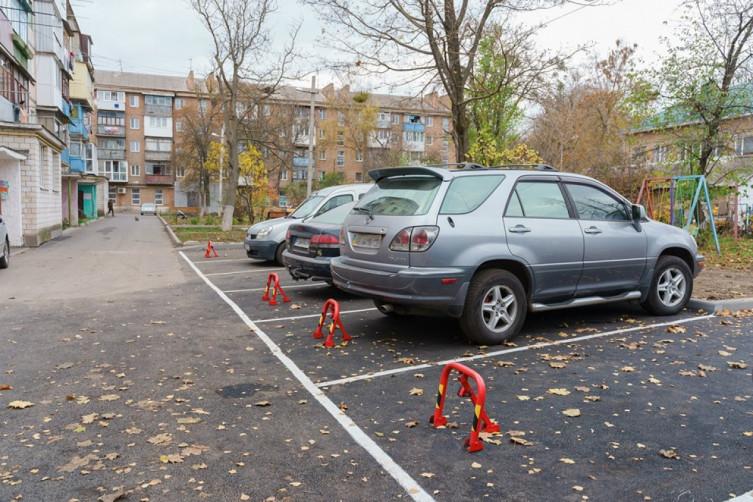 В Виннице отремонтировали 25 придомовых территорий (фото), фото-5