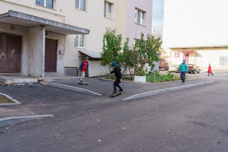 В Виннице отремонтировали 25 придомовых территорий (фото), фото-2