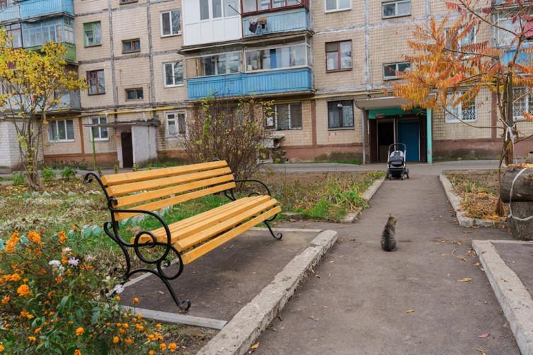 В Виннице отремонтировали 25 придомовых территорий (фото), фото-1