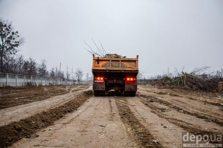 В Виннице начали строить дорогу, которая ускорит путь к вокзалу (фото), фото-10