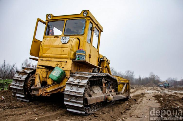 В Виннице начали строить дорогу, которая ускорит путь к вокзалу (фото), фото-1