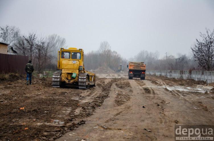 В Виннице начали строить дорогу, которая ускорит путь к вокзалу (фото), фото-2