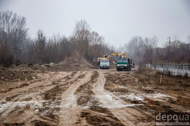 В Виннице начали строить дорогу, которая ускорит путь к вокзалу (фото), фото-3