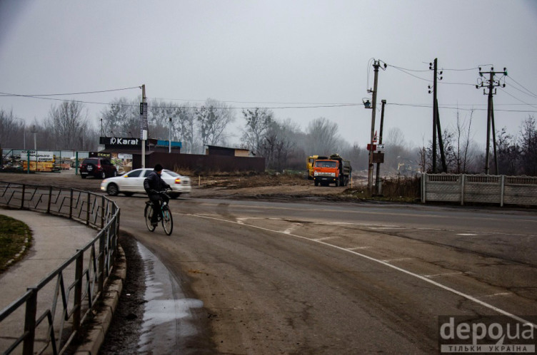 В Виннице начали строить дорогу, которая ускорит путь к вокзалу (фото), фото-5