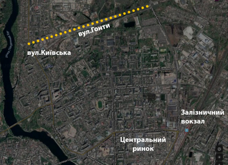 В Виннице начали строить дорогу, которая ускорит путь к вокзалу (фото), фото-4