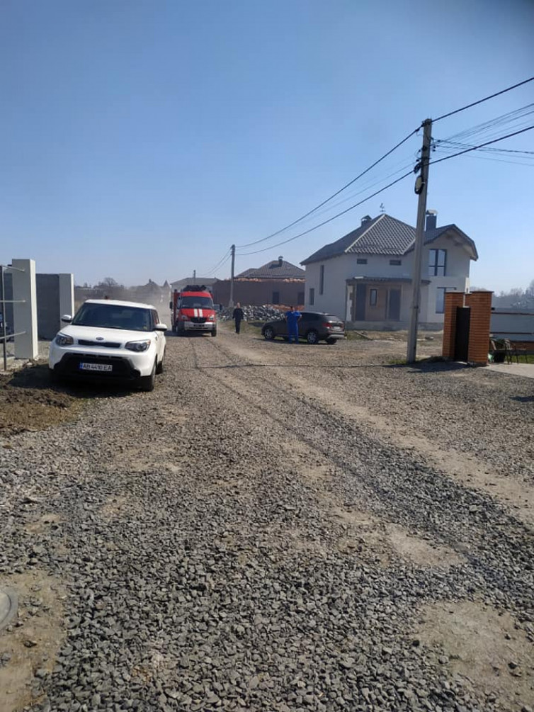 В Виннице возле Вишенского озера произошел масштабный пожар (фото), фото-9