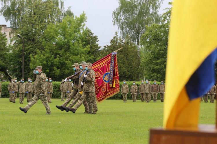 В Гайсин с востока Украины вернулись бойцы мотопехотной бригады (фото), фото-1