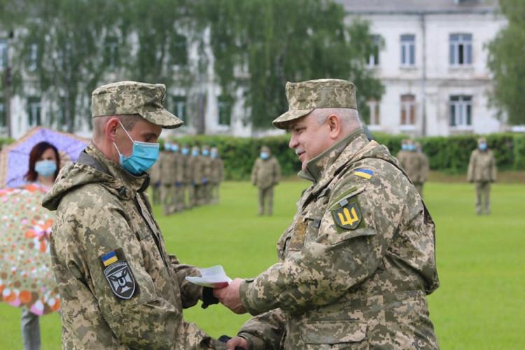 В Гайсин с востока Украины вернулись бойцы мотопехотной бригады (фото), фото-5