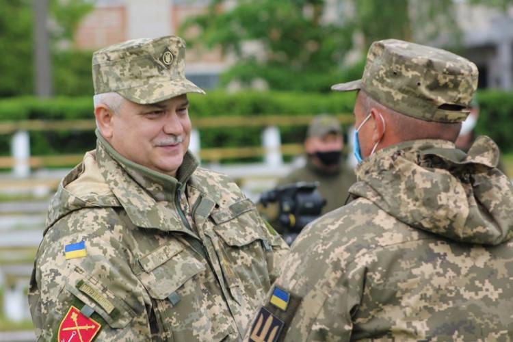 В Гайсин с востока Украины вернулись бойцы мотопехотной бригады (фото), фото-2