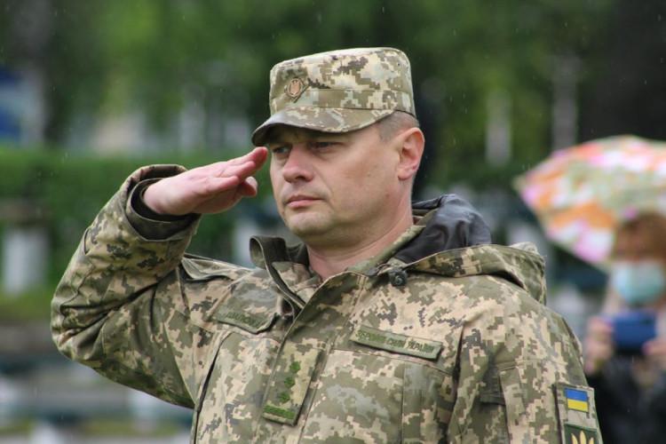 В Гайсин с востока Украины вернулись бойцы мотопехотной бригады (фото), фото-3