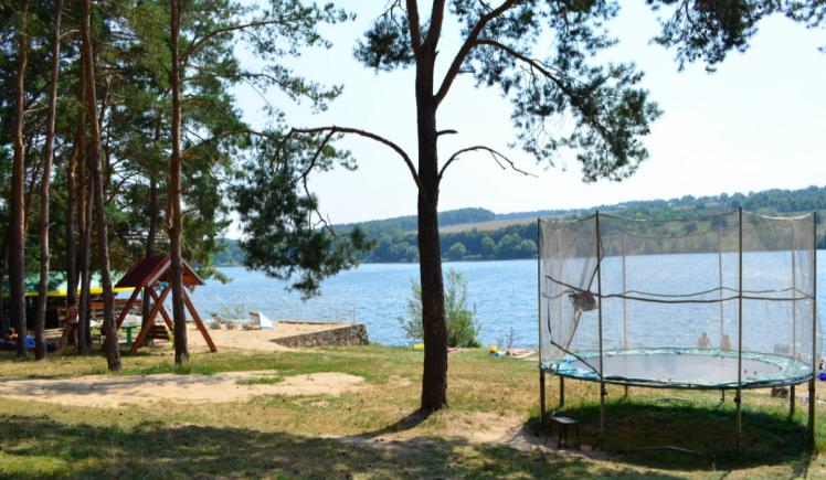 озеро в Степашках