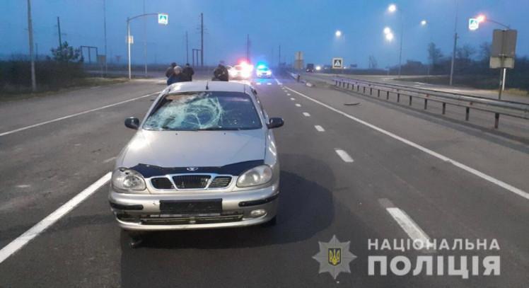 В Калиновке на объездной дороге машина насмерть сбила велосипедиста (фото), фото-2