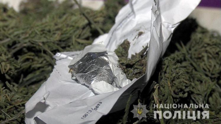 Полиция задержала 35-летнего винничанина, которого подозревают в распространении наркотиков (фото), фото-1