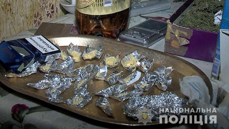 Полиция задержала 35-летнего винничанина, которого подозревают в распространении наркотиков (фото), фото-5