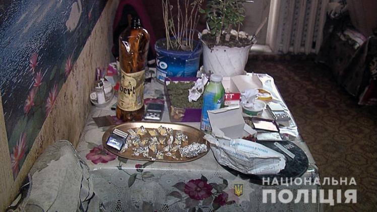 Полиция задержала 35-летнего винничанина, которого подозревают в распространении наркотиков (фото), фото-3