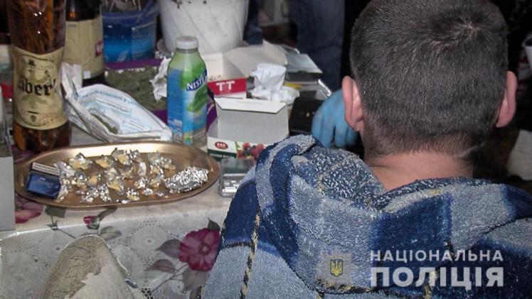 Полиция задержала 35-летнего винничанина, которого подозревают в распространении наркотиков (фото), фото-4