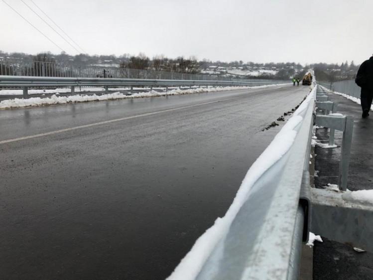На Винниччине завершился капитальный ремонт самого длинного моста через реку (фото), фото-3