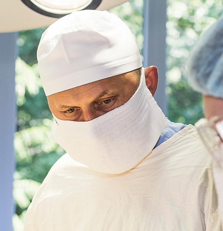 В операційній онкоцентру