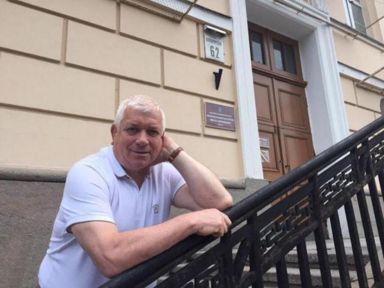 Олександр Шестопалюк