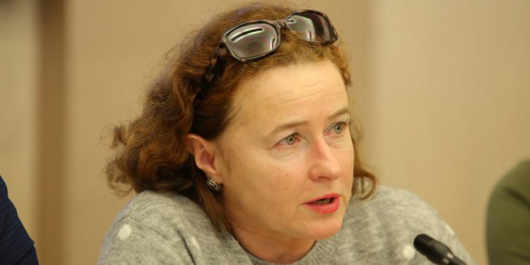 Професорка Лариса Мороз