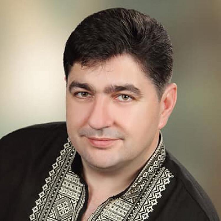 Заслужений вчитель України Луп'як Дмитро Миколайович