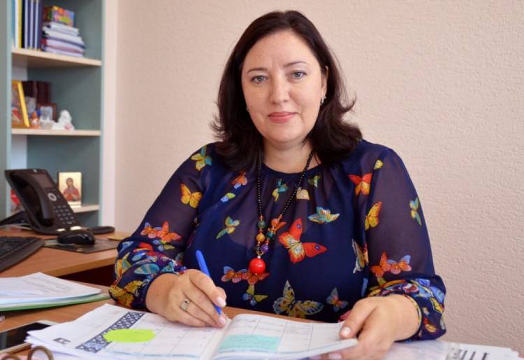 Заслужений працівник освіти Нагорняк Тетяна Леонтіївна
